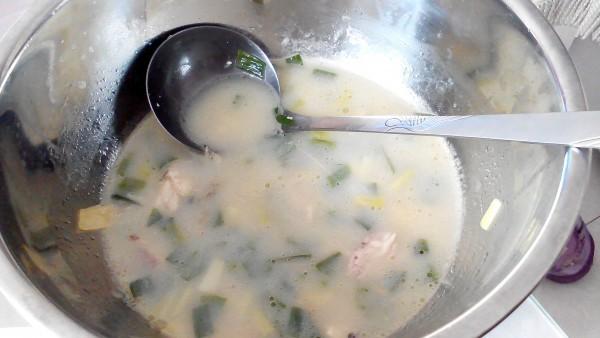 老杨家鲫鱼豆腐汤